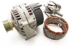 Generator dla samochodu Zdjęcia Royalty Free