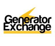 Generator Exchange Logo. Concept. EPS 8 supported Stock Photos