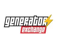 Generator Exchange Logo Stock Photos