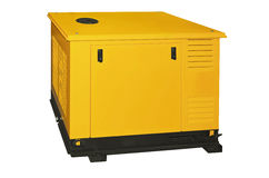 Generator Royalty Free Stock Photos