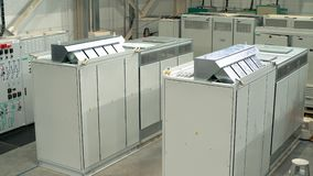 Generator protection cabinets. Protection cabinets for automatic production.
