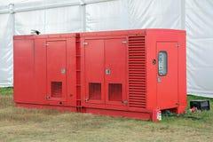 Generator Royalty Free Stock Photo