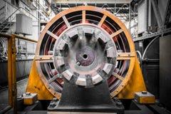 Generatore di corrente elettrico Immagine Stock Libera da Diritti
