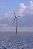 Generatore di vento Fotografie Stock