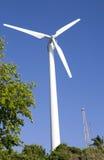 Generatore di vento Immagini Stock Libere da Diritti
