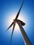 Generatore di vento Immagini Stock