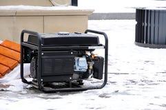 Generatore elettrico fotografia stock