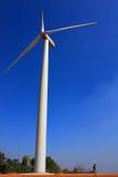 Generatore eolico Fotografia Stock