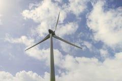 Generatore eolico Fotografia Stock Libera da Diritti