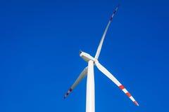 Generatore eolico Immagini Stock Libere da Diritti