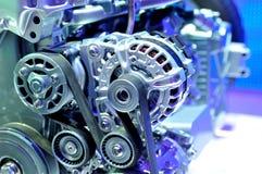 Generatore per l'automobile Fotografie Stock Libere da Diritti