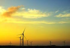 Generatore Wind-driven Fotografia Stock Libera da Diritti
