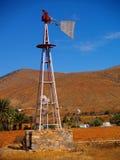 Generatori di vento Fotografie Stock