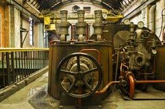 Generatorowa elektrownia Zdjęcia Royalty Free