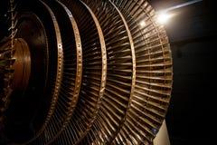Generatorowi rotorowi ostrza zdjęcia royalty free