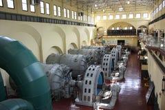 Generatorrum Arkivfoto