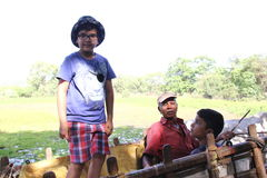 Generazione dell'agricoltore Fotografia Stock Libera da Diritti