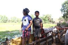 Generazione dell'agricoltore Fotografie Stock Libere da Diritti