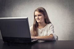Generazione di informatica Immagini Stock Libere da Diritti