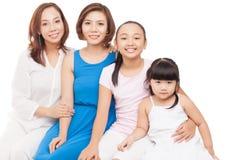 Generazione femminile Fotografia Stock