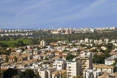 Genere sulla città di Tel Aviv Fotografia Stock