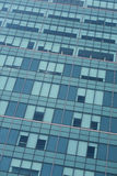 Generic abstract of modern office glass facade Stock Image