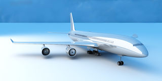 Generic Airplane Royalty Free Stock Images