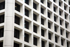 Generic apartment building Royalty Free Stock Images