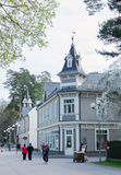 Generic architecture of Jurmala, Latvia on Royalty Free Stock Images