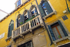 Generic architecture, Venice, Italy. Typical architecture in the city of Venice, Italy Royalty Free Stock Photo