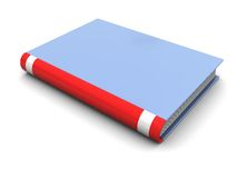 Generic book Stock Photo