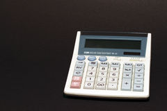 Generic calculator. An image of a generic financial accounting calculator stock photos