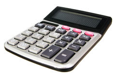 Generic calculator Stock Photo