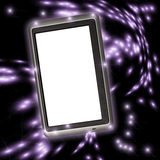 Generic cell phone Royalty Free Stock Photos