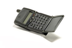 Generic cellphone. A generic cellphone for telecommunication stock photography