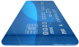 Generic Credit Card royalty free illustration