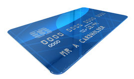 Generic Credit Card Stock Photo