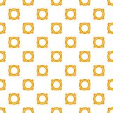 Generic currency symbol pattern, cartoon style Stock Image