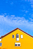 Generic family home in suburban area Stock Photos