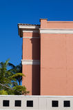 Generic florida architecture Royalty Free Stock Image