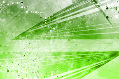 Generic Grunge Futuristic Abstract Background Stock Image