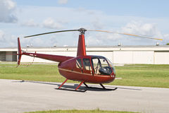 Generic Helicopter Stock Image