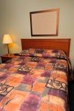 Generic hotel bedroom Stock Photos