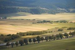 Generic landscape Royalty Free Stock Photo