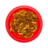 Generic Macaroni With Beef Stock Images