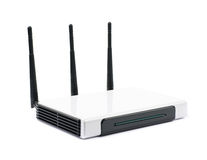Generic networking device router Royalty Free Stock Photo