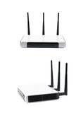 Generic networking device router Stock Photos