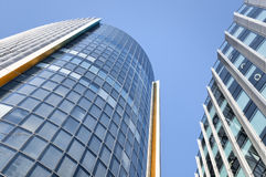 Generic Office Building Royalty Free Stock Photo