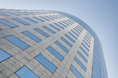 Generic Office Building Stock Photo
