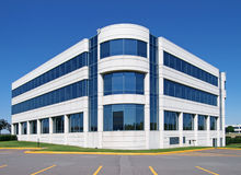 Generic office building Stock Images
